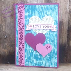 Violet vs Purple: Bloomin' Love - Jennifer Michalski CASE Blog Hop