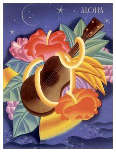 Aloha: Ukelele