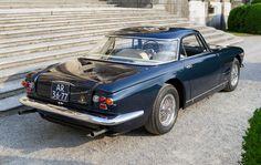 Maserati 5000 GT Allemano Coupé 1962