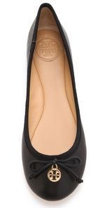 Tory Burch  Chelsea Ballet Flat.... Need to win the lotto!!!!