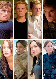 ~Hunger Games~ ~Catching Fire~ ~Mockingjay: Part 1~ ~Mockingjay: Part 2~ ~Katniss~ ~Peeta~