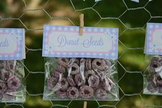 Donut Seeds by bloom designs