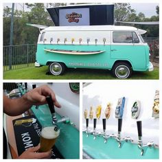 #KombiKeg now that a beer truck, i mean bus... Volkswagen  ☮ re-pinned by http://www.wfpblogs.com/author/southfloridah2o/