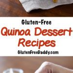 The 25 Most Pinned Gluten-Free Dessert Recipes. Gluten-free desserts can be nasty but not these, you'll love dessert again with these recipes.