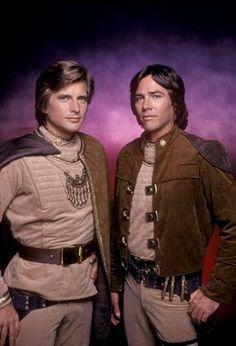 Starbuck and Apollo. Pictures & Photos of Richard Hatch - IMDb