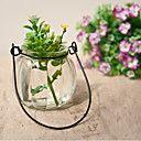 hängenden Kürbis geformten Glas