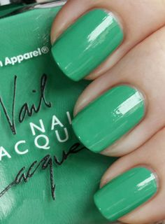 Good nail trick  http://www.alllacqueredup.com/2010/06/manicure-trick-wrap-tips.html