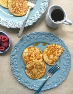 Barely Banana Protein Pancakes Giveaway for Rise