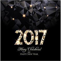 En güzel dekorasyon paylaşımları için Kadinika.com #kadinika #dekorasyon #decoration #woman #women free vector 2017 Happy new Year & Merry Christmas Background