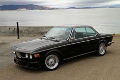 BMW 1972 3.5 CSI #bmw