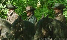Porthos, Athos & Aramis