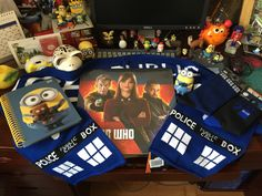 Doctor Who Christmas Goodies. Doctor Who Season 9, Doctor Who Christmas, Police, Christmas Goodies, Seasons, Seasons Of The Year, Law Enforcement