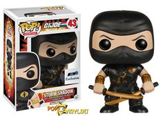 Exclusive Storm Shadow & Burning Godzilla POP's http://popvinyl.net/news/exclusive-storm-shadow-burning-godzilla-pops/  #funko #godzilla #popvinyl #StormShadow
