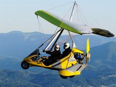 AirCreation Tanarg ultralight trike