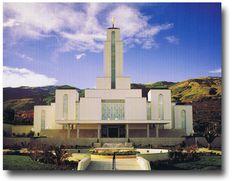 Cochabamba, Bolivia LDS temple