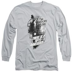 "Checkout our #LicensedGear products FREE SHIPPING + 10% OFF Coupon Code ""Official"" Twilight Zone / Fifth Dimension - Long Sleeve Adult 18 / 1 - Twilight Zone / Fifth Dimension - Long Sleeve Adult 18 / 1 - Price: $29.99. Buy now at https://officiallylicensedgear.com/twilight-zone-fifth-dimension-long-sleeve-adult-18-1"