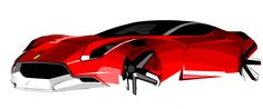 Ferrari Concept Design