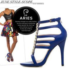 Virgo, keep it casual chic in the Maricka! #ShoeDazzle