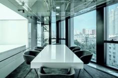 Gallery of Glass office SOHO China / AIM Architecture - 7