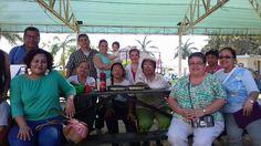 Reunion Grupo Tampico Antiguo  Parque Fray Andres de Olmos