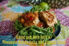 Garlic and Herb Pork