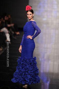 Fotografías Moda Flamenca - Simof 2014 - Pilar Rubio 'Va por ti' Simof 2014 - Foto 11