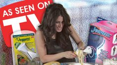 "Brittany Furlan Reviews ""As Seen On TV"" Products - Ep. #2!"