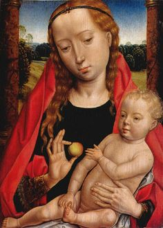 It's About Time: Madonnas attributed to Hans Memling (German-born Flemish painter, 1435-1494)