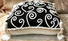 Pillow Cake | Just Cool Cakes Fancy Cakes, Mini Cakes, Cupcake Cakes, Cupcakes, Cupcake Ideas, Gorgeous Cakes, Amazing Cakes, Pillow Cakes, Pillows