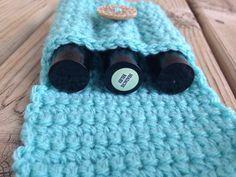 Roller bottle case (essential oils) | For the Love of Scarves