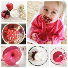10-12 Months - Kids food