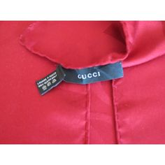 carré gucci monogramme soie made in Italy