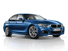 bmw   BMW BMW 3 Series M Sportpaket F30 2012