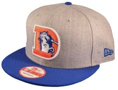 216d2e4a081384 Denver Broncos Retro Custom Snapback Hat by New Era. Pro Image Sports at  Mall of