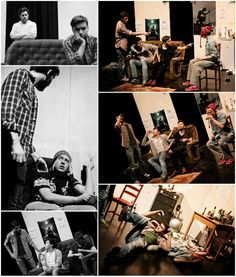 """A slightly different format this time – both stage and backstage pictures in the same post :) Shooting """"That's Leeson Street"""" was a huge joy as the play was as funny as they… Stage, Movie Posters, Pictures, Fictional Characters, Art, Photos, Art Background, Film Poster, Kunst"""