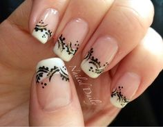 Nailed Daily: Fancy French