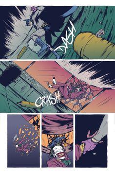 The Deal: Batman: The Deal --written by Gerardo Preciado drawn by Daniel Bayliss