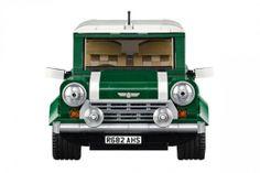 每一處細節的完美感,Lego MINI Cooper 車款模型 5