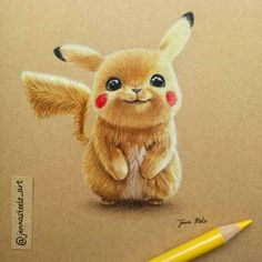 [New] The 10 Best Drawing Ideas Today (with Pictures) - A Varied Collection of Pencil drawings. By Jenna Steele. More art and information about this artist on our site. Pikachu Drawing, Pokemon Sketch, Pikachu Art, O Pokemon, Cute Pikachu, Realistic Drawings, Cute Drawings, Pencil Drawings, Pencil Sketching