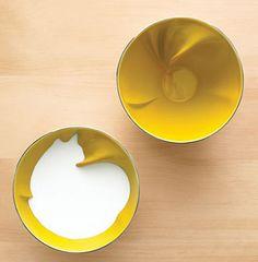 Géraldine De Beco Cat bowl