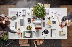 Pricken över livet - Kitchen Finds och Work Space AW17