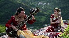 Zauber der Sitar - Charukeshi #SitarInstrument