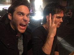 Ian Somerhalder - 16/02/17 - No comment. #KaiForever https://twitter.com/ChristophrWood/status/832776245653811200 - Twitter / Instagram Pictures