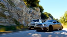 Forza Horizon 2 is out now exclusively for Microsoft Xbox One and Xbox 360 . There you'll have the chance to drive with some of our most exclusive cars like the Mercedes-Benz C 63 AMG Black Series Coupé , Mercedes-Benz A 45 AMG, Mercedes-Benz G 65 AMG, Mercedes-Benz SL 65 AMG Black Series, Mercedes-Benz SLS AMG Coupé, Mercedes-Benz SLR McLaren, Mercedes-Benz 300 SL Coupé, Mercedes-Benz 190 E 2.5-16 Evolution II and Mercedes-Benz SLK 55 AMG. @fanaticar_magazin tested this amazing game before…