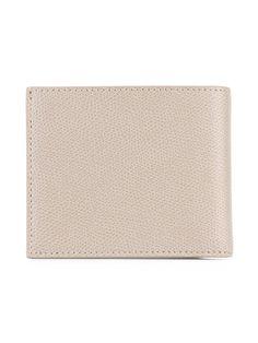 8f9d2ed0 Prada Ostrich Bi-Fold Wallet | Mens Wallets