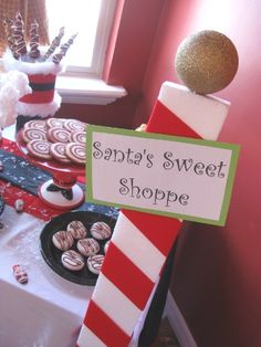 """Create an adventure to the North Pole for those special little guests this season! North Pole Party Christmas is """"the most favorite time of year"""" according to my daughter. Yes, she mentioned the pr..."""