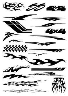Find Car Motorcycle Racing Vehicle Graphics Vinyls stock images in HD and millions of other royalty-free stock photos, illustrations and vectors in the Shutterstock collection. Car Stickers, Car Decals, Logo Sticker, Sticker Design, Plotter Silhouette Portrait, Black And White Art Drawing, Motorcycle Tank, Custom Paint Jobs, Retro Logos