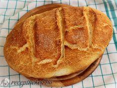 A pékek titkai: Így süthetsz tökéletes házi kenyeret - Receptneked.hu - Kipróbált receptek képekkel Naan, Pizza, Food, Bagels, Breads, Recipes, Bread Rolls, Bread, Meals