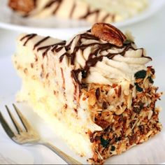 A Very tasty pecan cream cake recipe. This is a family favorite recipe.