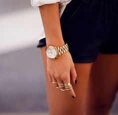 . Jewels, Watches, Silver, Accessories, Clothes, Style, Fashion, Outfits, Swag